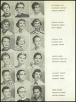 1957 San Angelo Central High School Yearbook Page 112 & 113