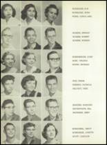 1957 San Angelo Central High School Yearbook Page 114 & 115