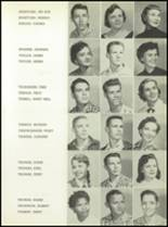 1957 San Angelo Central High School Yearbook Page 116 & 117