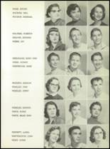 1957 San Angelo Central High School Yearbook Page 118 & 119