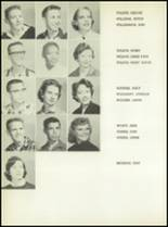 1957 San Angelo Central High School Yearbook Page 120 & 121