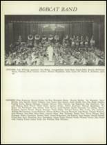 1957 San Angelo Central High School Yearbook Page 124 & 125