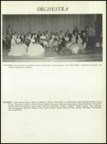 1957 San Angelo Central High School Yearbook Page 132 & 133