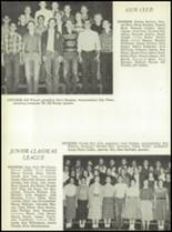 1957 San Angelo Central High School Yearbook Page 140 & 141