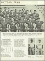 1957 San Angelo Central High School Yearbook Page 142 & 143