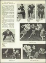 1957 San Angelo Central High School Yearbook Page 146 & 147