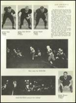 1957 San Angelo Central High School Yearbook Page 148 & 149