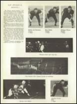 1957 San Angelo Central High School Yearbook Page 150 & 151