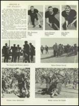 1957 San Angelo Central High School Yearbook Page 152 & 153