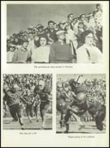 1957 San Angelo Central High School Yearbook Page 154 & 155