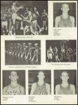 1957 San Angelo Central High School Yearbook Page 158 & 159