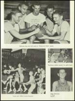 1957 San Angelo Central High School Yearbook Page 160 & 161