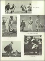 1957 San Angelo Central High School Yearbook Page 162 & 163