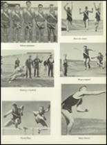 1957 San Angelo Central High School Yearbook Page 164 & 165