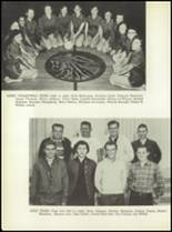 1957 San Angelo Central High School Yearbook Page 168 & 169