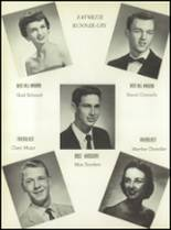 1957 San Angelo Central High School Yearbook Page 180 & 181