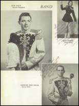 1957 San Angelo Central High School Yearbook Page 182 & 183