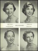1957 San Angelo Central High School Yearbook Page 184 & 185