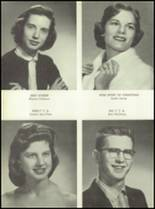 1957 San Angelo Central High School Yearbook Page 186 & 187