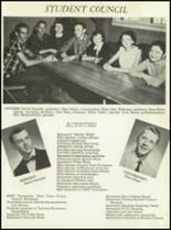 1957 San Angelo Central High School Yearbook Page 192 & 193