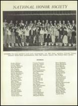 1957 San Angelo Central High School Yearbook Page 194 & 195