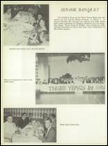 1957 San Angelo Central High School Yearbook Page 204 & 205