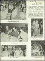1957 San Angelo Central High School Yearbook Page 208 & 209