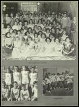 1957 San Angelo Central High School Yearbook Page 218 & 219