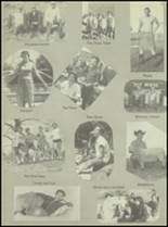 1957 San Angelo Central High School Yearbook Page 220 & 221