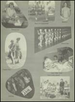 1957 San Angelo Central High School Yearbook Page 222 & 223