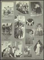 1957 San Angelo Central High School Yearbook Page 226 & 227