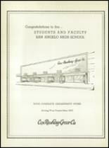 1957 San Angelo Central High School Yearbook Page 240 & 241