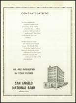 1957 San Angelo Central High School Yearbook Page 248 & 249