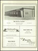 1957 San Angelo Central High School Yearbook Page 252 & 253