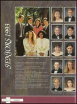 1993 Brookwood High School Yearbook Page 40 & 41