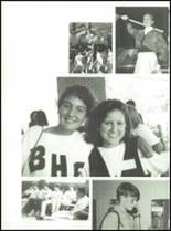 1993 Brookwood High School Yearbook Page 100 & 101