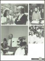 1993 Brookwood High School Yearbook Page 122 & 123