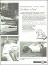 1993 Brookwood High School Yearbook Page 126 & 127