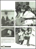 1993 Brookwood High School Yearbook Page 128 & 129