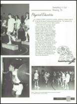 1993 Brookwood High School Yearbook Page 130 & 131