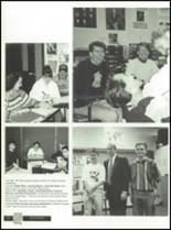 1993 Brookwood High School Yearbook Page 136 & 137