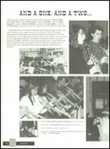 1993 Brookwood High School Yearbook Page 154 & 155