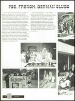 1993 Brookwood High School Yearbook Page 166 & 167