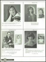 1993 Brookwood High School Yearbook Page 242 & 243