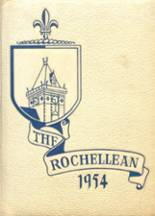1954 Yearbook New Rochelle High School
