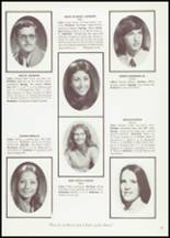 1978 Middleborough High School Yearbook Page 22 & 23