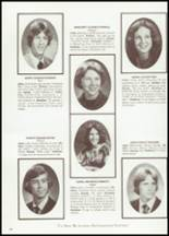 1978 Middleborough High School Yearbook Page 32 & 33