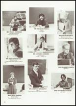 1978 Middleborough High School Yearbook Page 64 & 65