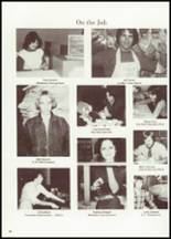 1978 Middleborough High School Yearbook Page 72 & 73