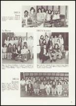 1978 Middleborough High School Yearbook Page 78 & 79